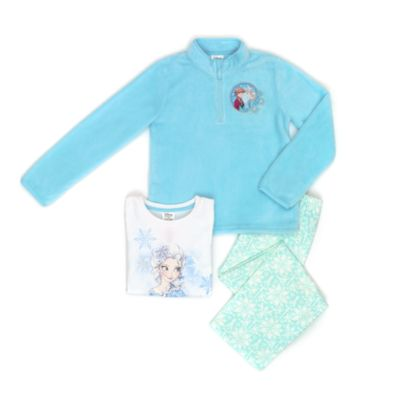 Pijama infantil Frozen 3 piezas