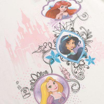 Pyjama Princesses Disney 3 pièces pour enfants