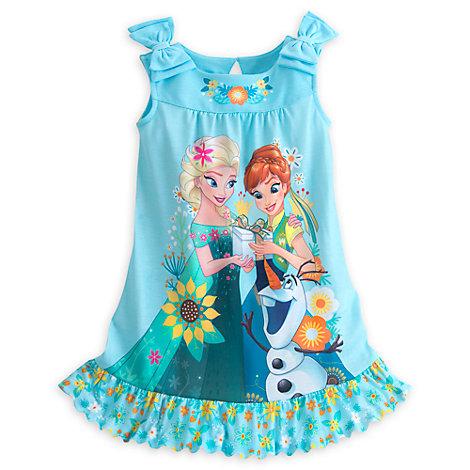 Frozen Fever Nightdress For Kids
