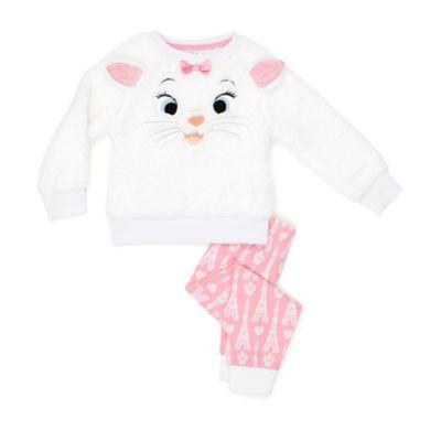 Marie Fleece Pyjamas For Kids, The Aristocats
