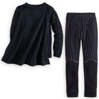 Darth Vader Costume Pyjamas For Kids