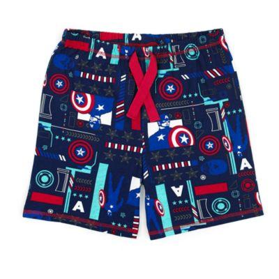 Captain America Pyjamas For Kids