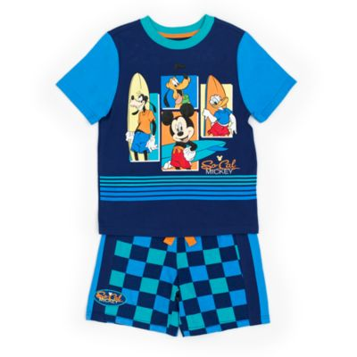 Mickey Mouse Fab 4 Premium Pyjamas For Kids