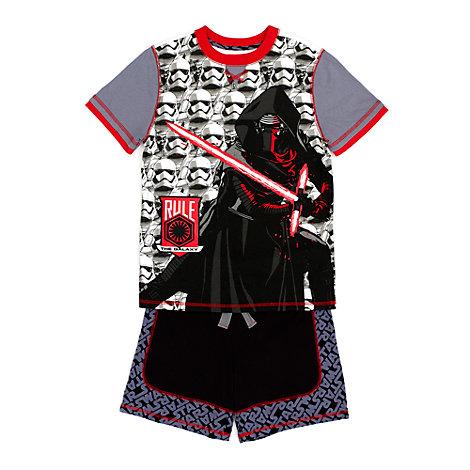 Kylo Ren Premium Pyjamas For Kids, Star Wars: The Force Awakens