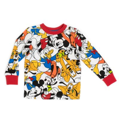 Mickey Mouse And Friends Pyjamas For Kids