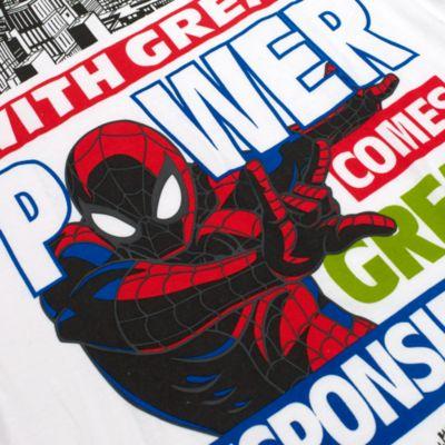 Spider-Man 3 Piece Pyjama Set For Kids