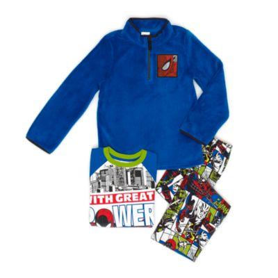 Conjunto pijama infantil Spider-Man 3 piezas