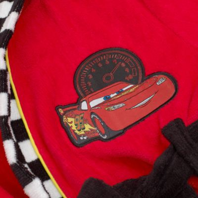Disney Pixar Cars Robe For Kids