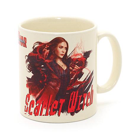 Mug La Sorcière Rouge, Captain America : Civil War