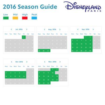 Disneyland® Paris MINI 1 Day, 2 Park Child Ticket, 2016