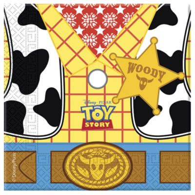 Paquet de 20 serviettes de fête Toy Story