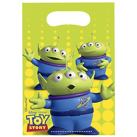 Toy Story Party Bags, Pack of 6