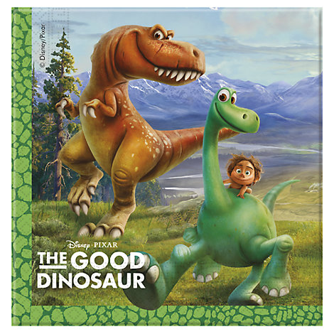 The Good Dinosaur Party Napkins, Pack of 20