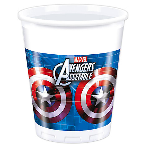 Avengers Party Cups, Set of 8