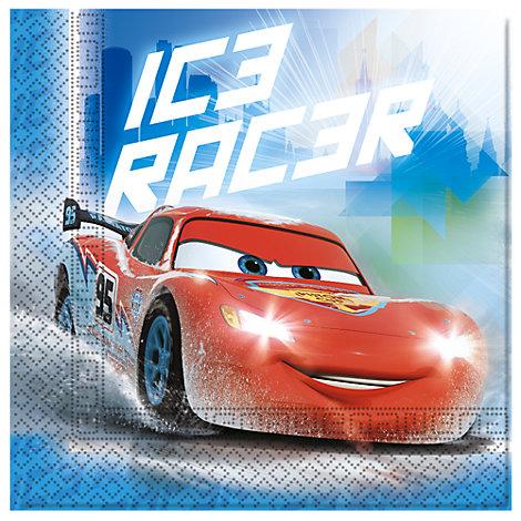 Disney Pixar Cars Party Napkins, Pack of 20