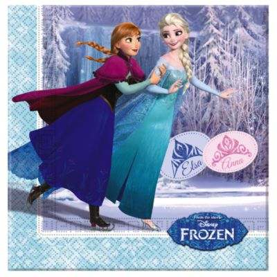 Frozen Party Napkins, Pack of 20