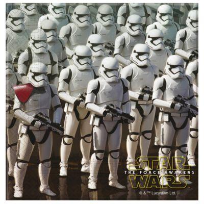 Ensemble de 20 serviettes de fête Star Wars : Le Réveil de la Force