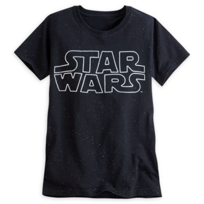 Star Wars Logo Ladies' T-Shirt
