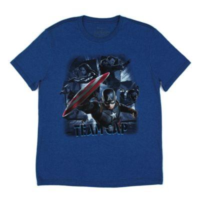 Marvel Teams T-Shirt For Kids, Captain America: Civil War