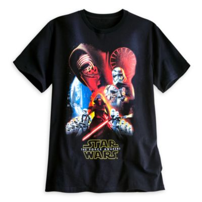 Star Wars: The Force Awakens Empire T-Shirt For Adults