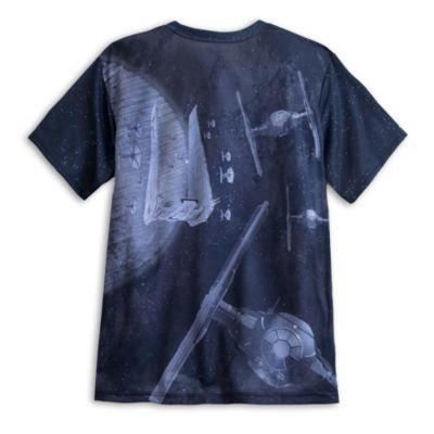 Flametrooper Men's T-Shirt, Star Wars: The Force Awakens