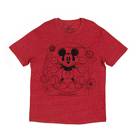 Mickey Mouse Mens' T-Shirt