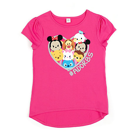 Tsum Tsum #ADORBS Kids T-Shirt