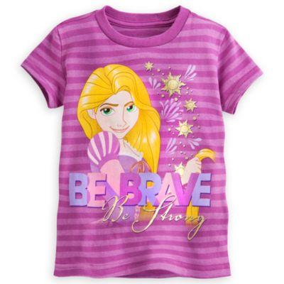 Rapunzel Be Brave T-Shirt For Kids