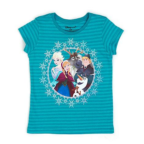 Frozen Cast T-Shirt For Kids