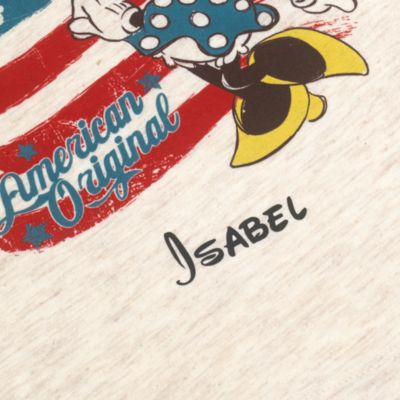 Minnie Mouse America T-Shirt For Kids