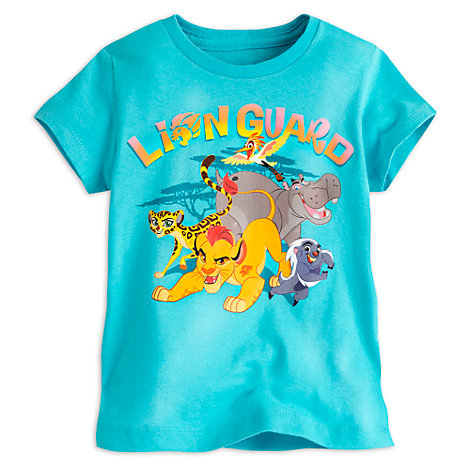 The Lion Guard T-Shirt For Kids