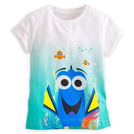Dory Dip Dye T-Shirt For Kids