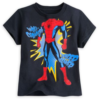 Spider-Man Body T-Shirt For Kids
