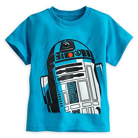 Star Wars R2-D2 T-Shirt For Kids