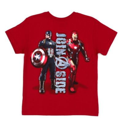 Captain America Civil War T-Shirt For Kids