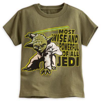 Yoda T-Shirt For Kids, Star Wars