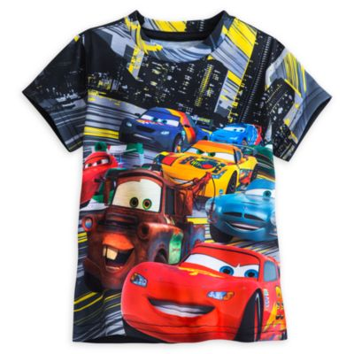 Cars T-Shirt For Kids
