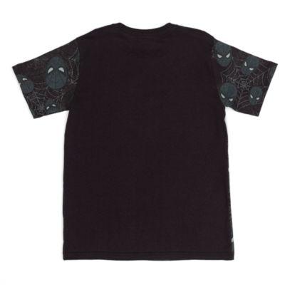 Spider-Man Print Pocket T-Shirt For Kids