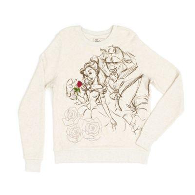 Die Schöne und das Biest - Art Of Belle Sweatshirt für Damen