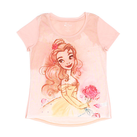 Art Of Belle Ladies' T-Shirt
