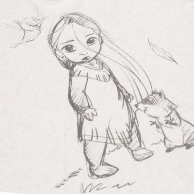 Pocahontas de la collection Disney Animators