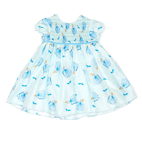 Cinderella Silk Dress For Kids, Disney By Vintage Kit Collection