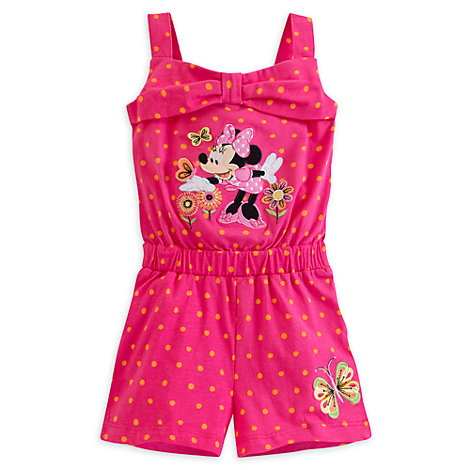 Minnie Mouse Playsuit For Kids