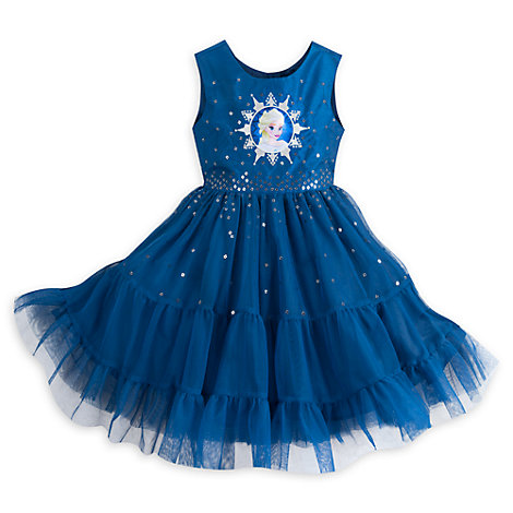 Frozen Party Dress For Kids