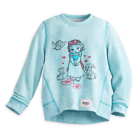 Disney Animators' Collection Sweatshirt For Kids