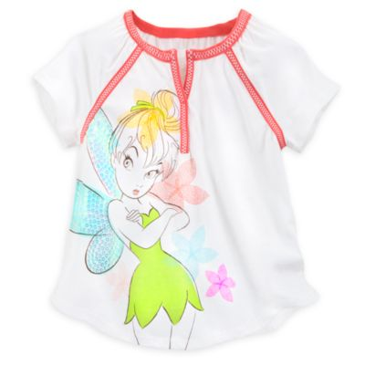 Tinker Bell Top and Shorts Set For Kids
