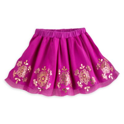 Conjunto falda y camiseta infantil Campanilla
