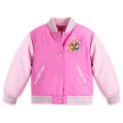 Disney Princess Varsity Jacket For Kids