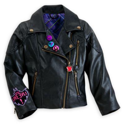 Descendants Faux Leather Jacket For Kids