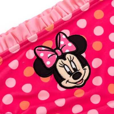 Minnie Mouse Pack of 2 Bikini Bottoms For Kids